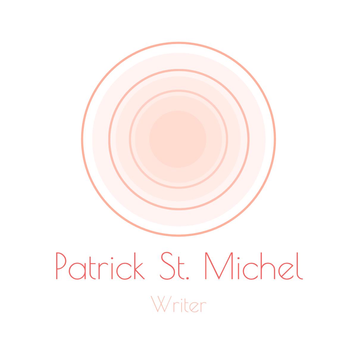 Patrick St. Michel ロゴ